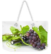 Red Wine Weekender Tote Bag