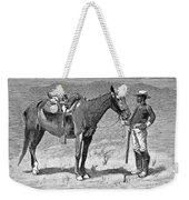 Remington: 10th Cavalry Weekender Tote Bag by Granger