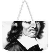 Ren� Descartes, French Polymath Weekender Tote Bag