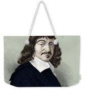 Rene Descartes, French Polymath Weekender Tote Bag