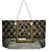 Retro Room Interior Weekender Tote Bag by Setsiri Silapasuwanchai