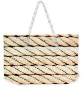 Rope Weekender Tote Bag