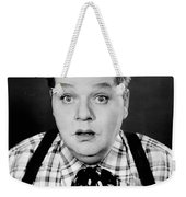 Roscoe Fatty Arbuckle Weekender Tote Bag