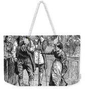 Salem Witch Trial, 1692 Weekender Tote Bag