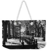 Scenes From Central Park Weekender Tote Bag