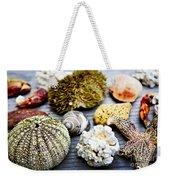Sea Treasures Weekender Tote Bag