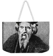 Sebastian Cabot Weekender Tote Bag