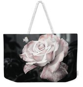 Secret Garden Rose Weekender Tote Bag