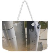 Shuttle Lift-off Weekender Tote Bag