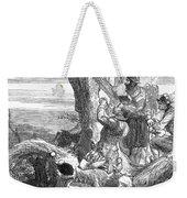 Sir Francis Drake (1540-1596) Weekender Tote Bag
