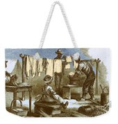 Slaves In Union Camp Weekender Tote Bag