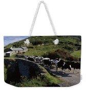 Slea Head, Dingle Peninsula, Co Kerry Weekender Tote Bag