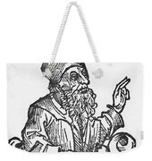 Socrates, Greek-athenian Philosopher Weekender Tote Bag
