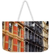 Soho New York Weekender Tote Bag