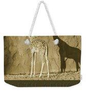 South Africa Weekender Tote Bag