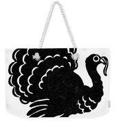 Symbol: Thanksgiving Weekender Tote Bag