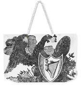 Symbols: Eagle Weekender Tote Bag