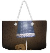Teddy Bear Weekender Tote Bag