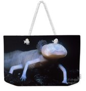 Texas Blind Salamander Eurycea Rathbuni Weekender Tote Bag