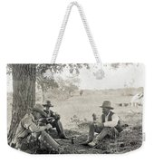 Texas: Cowboys, C1908 Weekender Tote Bag