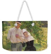 The Convalescent Weekender Tote Bag