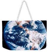 The Earth Weekender Tote Bag by Stocktrek Images