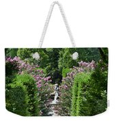The Elizabethan Gardens Weekender Tote Bag
