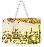 The Great Comet Of 1556 Weekender Tote Bag