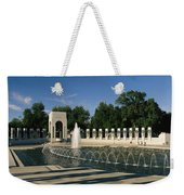The Pacific Pavilion And Pillars Weekender Tote Bag