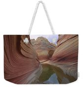 The Wave, A Fragile Standstone Weekender Tote Bag