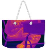 Thermography Weekender Tote Bag