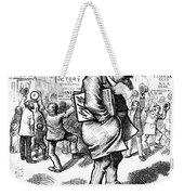 Thomas Nast (1840-1902) Weekender Tote Bag by Granger