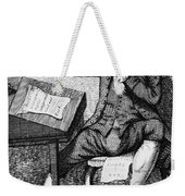 Thomas Paine, American Founding Father Weekender Tote Bag by Photo Researchers