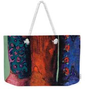 Threes Company Weekender Tote Bag
