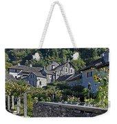 Ticino Weekender Tote Bag