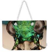 Tiger Beetle Weekender Tote Bag