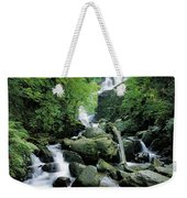 Torc Waterfall, Killarney, Co Kerry Weekender Tote Bag