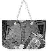 Ty Cobb (1886-1961) Weekender Tote Bag by Granger