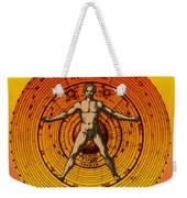 Utrisque Cosmi, Title Page, 1617 Weekender Tote Bag by Science Source