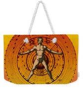 Utrisque Cosmi, Title Page, 1617 Weekender Tote Bag