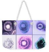 Various Forms Of Herpes Simplex Virus Weekender Tote Bag