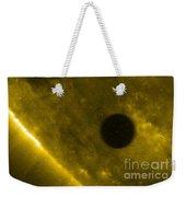 Venus Transit, Trace Image Weekender Tote Bag