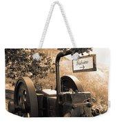 Vintage Machinery Weekender Tote Bag