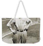Walter Rabbit Maranville Weekender Tote Bag