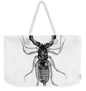 Whipscorpion X-ray Weekender Tote Bag