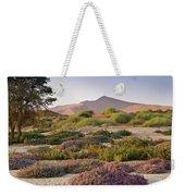 Wildflowers At Sossusvlei Weekender Tote Bag