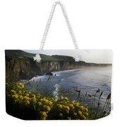 Wildflowers At The Coast, County Weekender Tote Bag