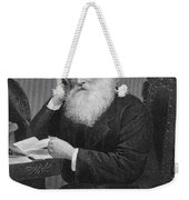 William Cullen Bryant Weekender Tote Bag by Granger