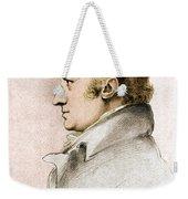 William Hyde Wollaston, English Chemist Weekender Tote Bag