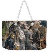 William Tyndale (1492?-1536) Weekender Tote Bag